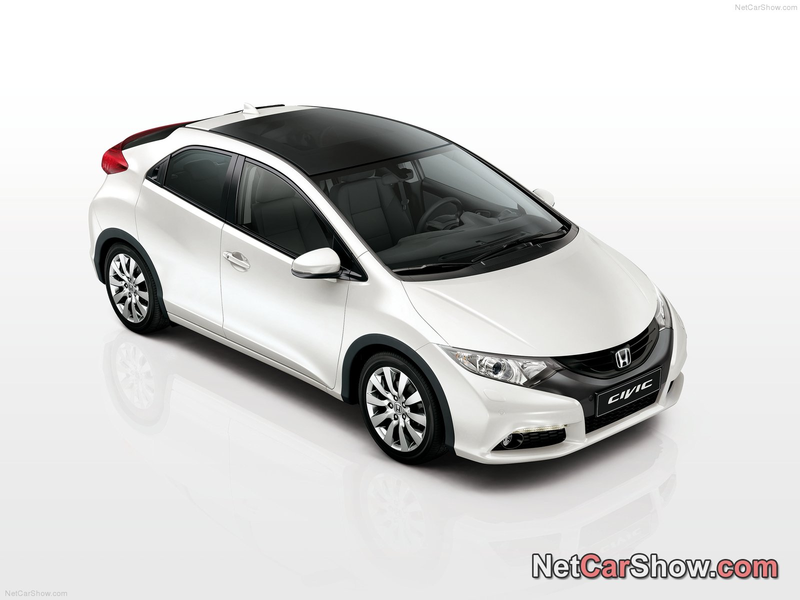 Honda Civic 5 Door Hatchback 2012