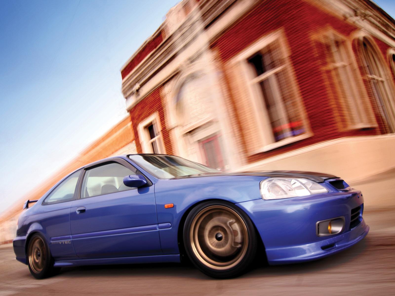 99 honda civic 2 door coupe