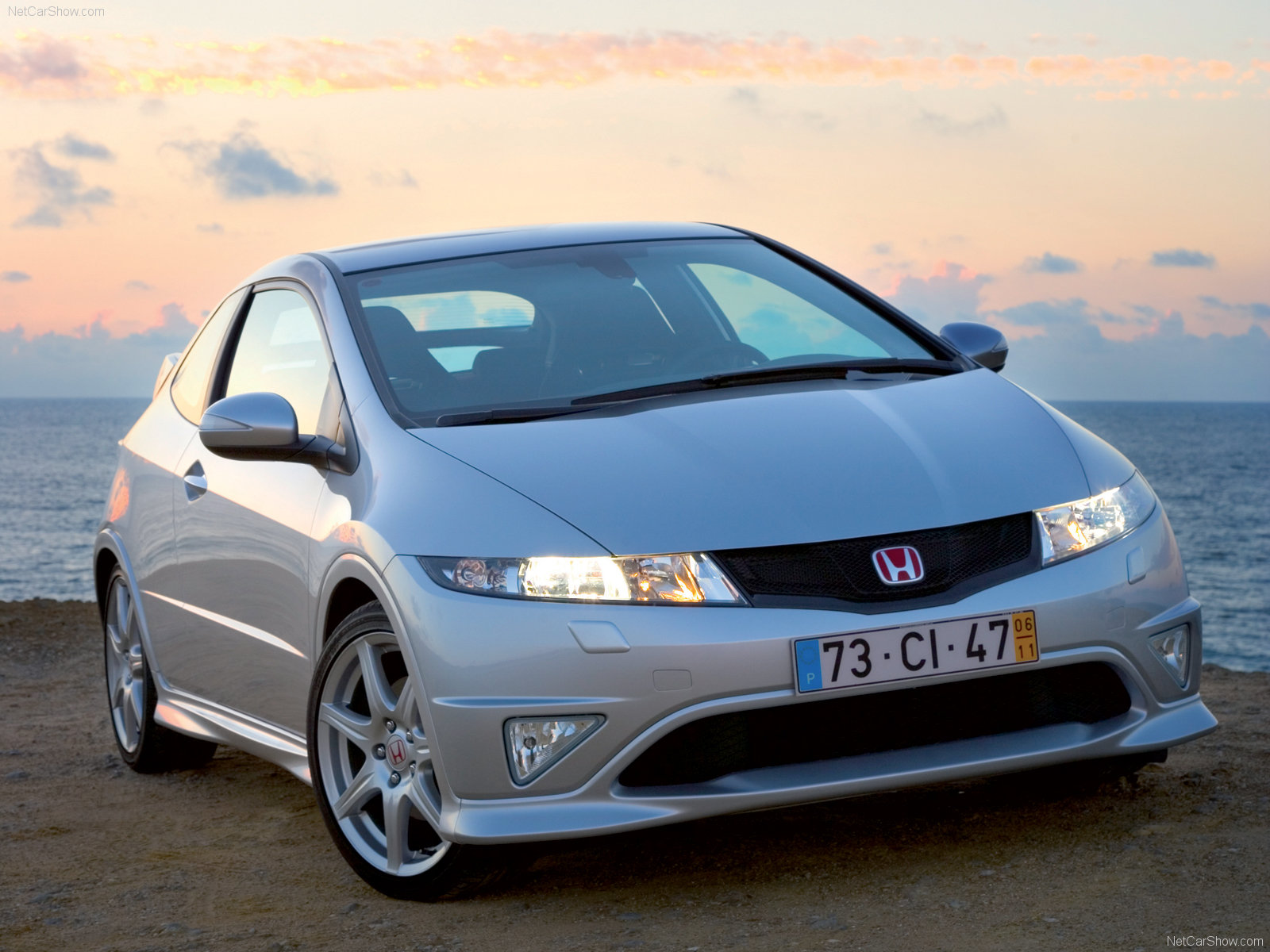 Honda Civic Type-R 3 Door 2007