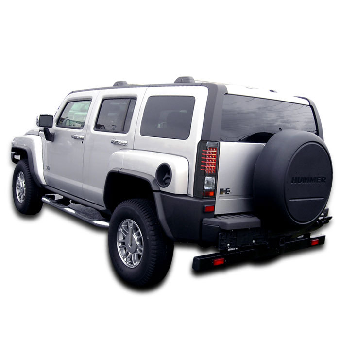 My Perfect Hummer H3. 3DTuning