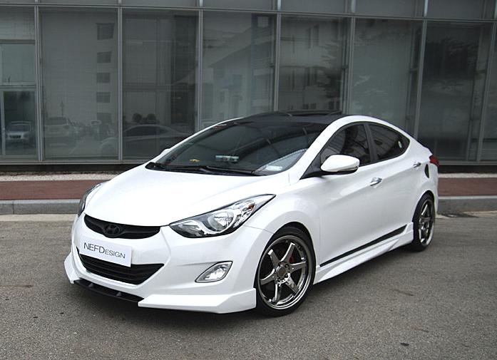 Tuning Hyundai Elantra 2011 Online Accessories And Spare Parts For Tuning Hyundai Elantra 2011