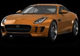 Jaguar F-Type Coupe 2011