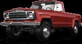 Jeep Gladiator SJ 2 Door pickup truck 1988