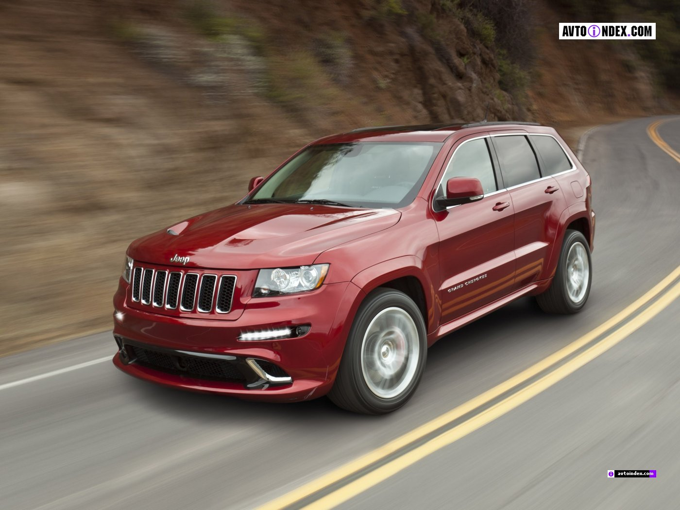 Jeep Grand Cherokee SUV 2011