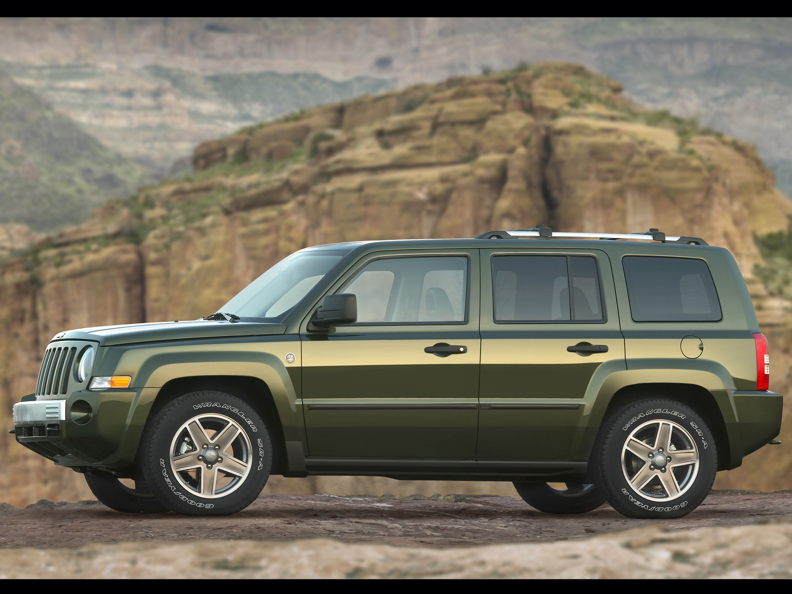Jeep Patriot SUV 2011