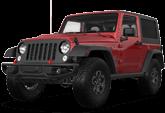 Jeep Wrangler JK 2 Door SUV 2015