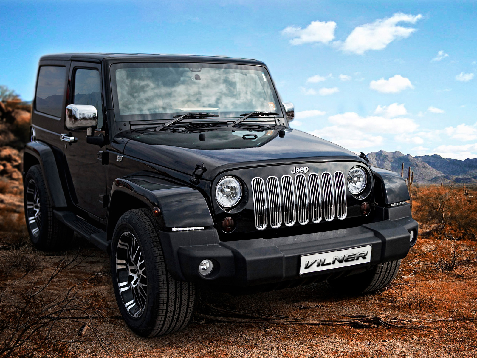 My Perfect Jeep Wrangler Rubicon 3dtuning Probably The