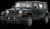 Jeep Wrangler Unlimited SUV 2008