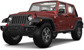 Jeep Wrangler Unlimited Rubicon Recon 4 Door SUV 2018