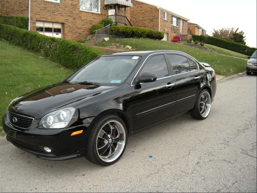 My perfect kia magentis 3dtuning probably the best car kia magentis sedan 2009 sciox Images