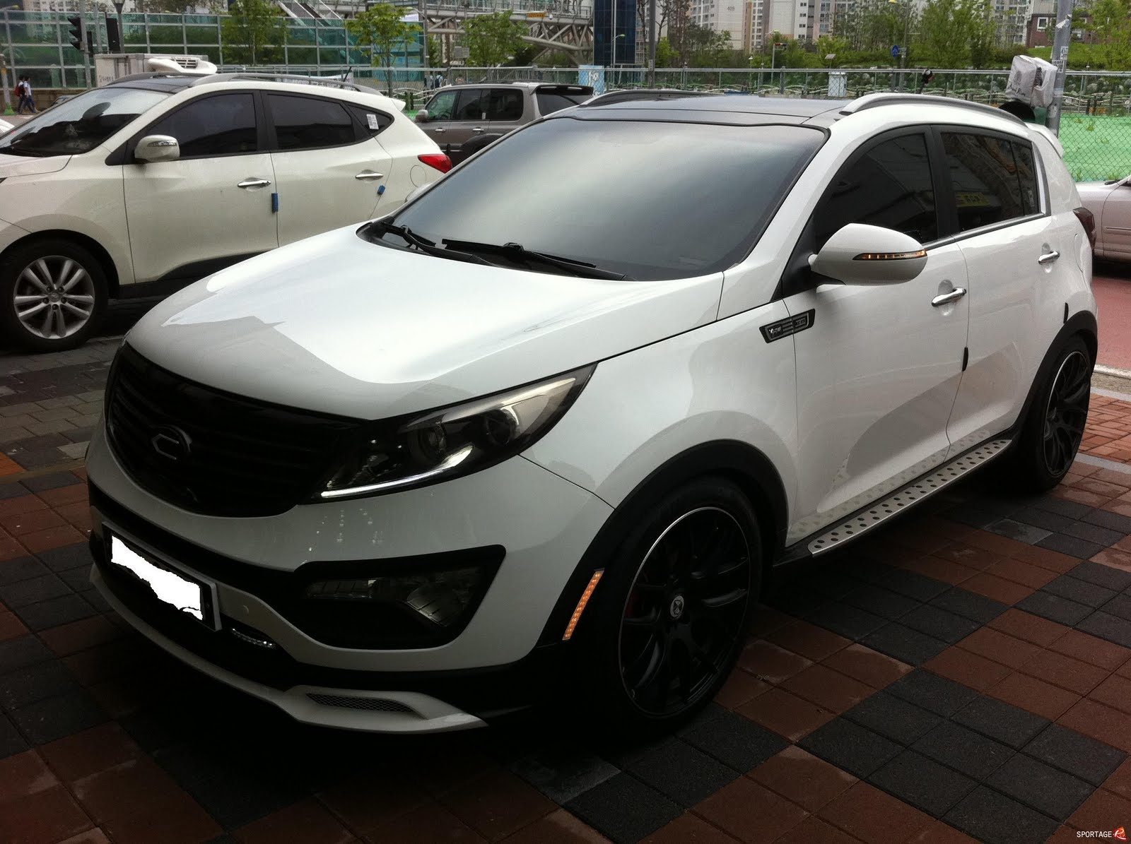 3dtuning Of Kia Sportage Crossover 2011 3dtuning Com