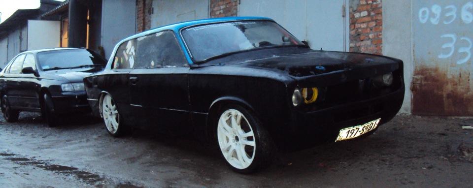 Авто тюнинг черный с красным