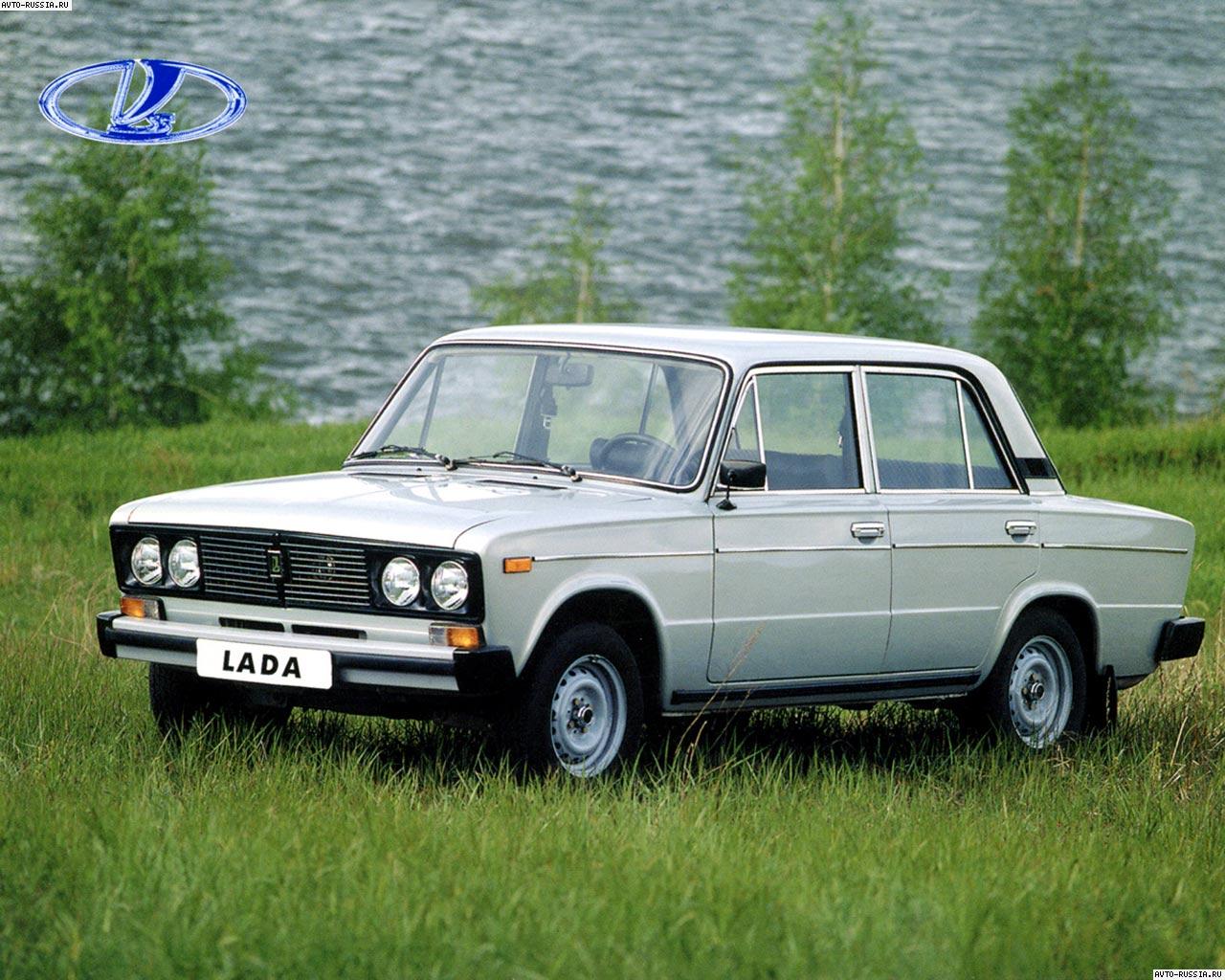 Lada 2106 Sedan 1986 ...