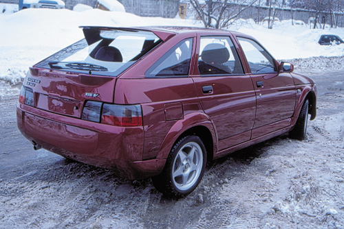 Lada 2112 5 Door Hatchback 2000