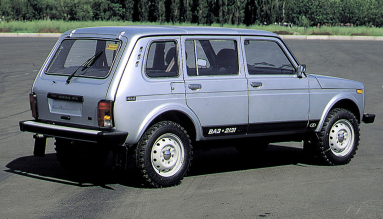 Lada Niva SUV