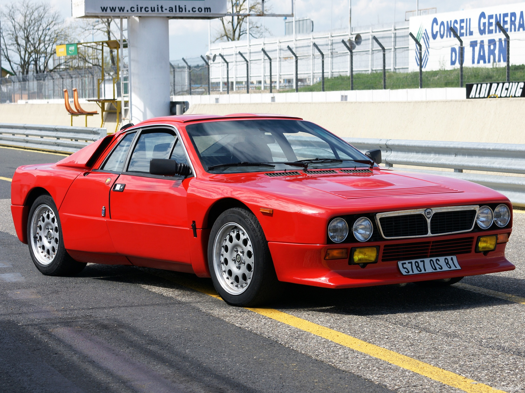3dtuning Of Lancia Rally 037 Coupe 1982 3dtuning Com