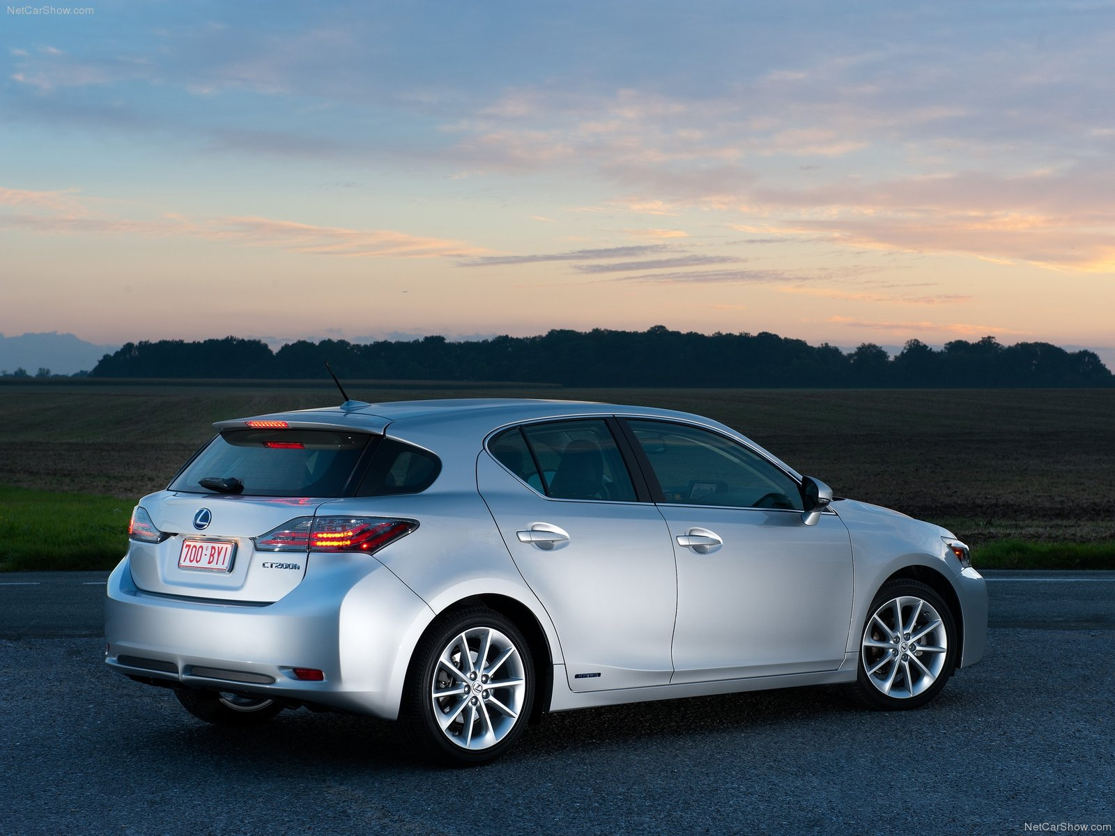 Lexus CT200h 5 Door Hatchback 2011