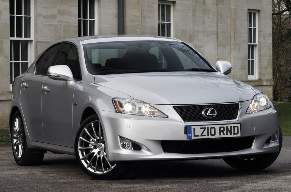Lexus IS Sedan 2012