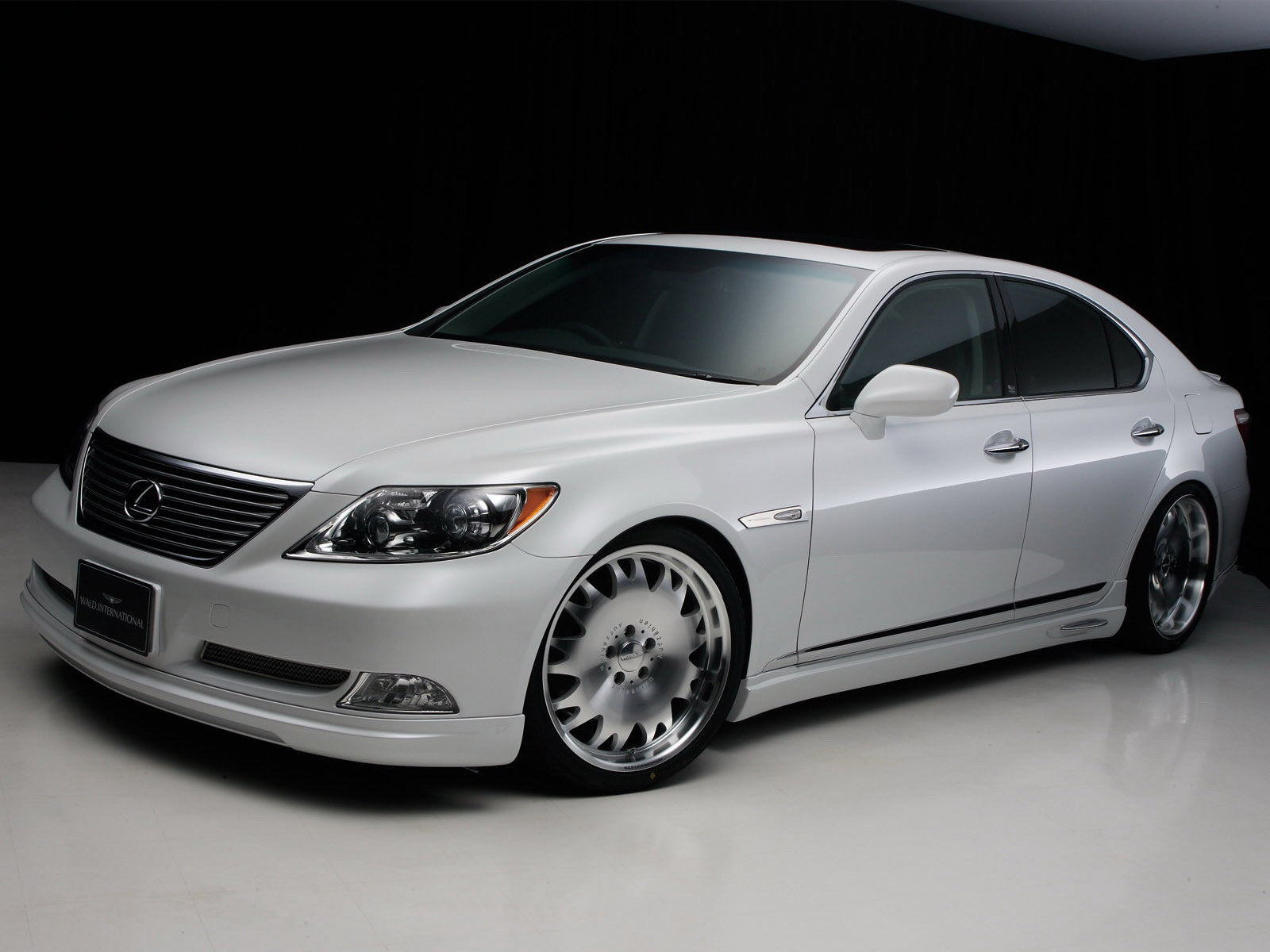My Perfect Lexus Ls 3dtuning Probably The Best Car Configurator Sketch Sedan 2010