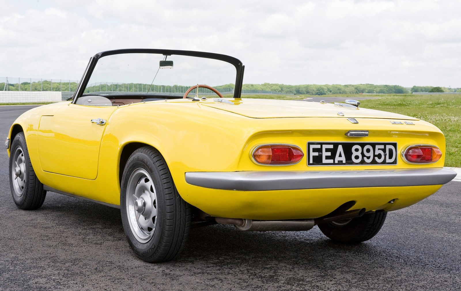 Lotus Elan Sprint Coupe 1972