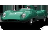 Lotus Eleven Convertible 1956