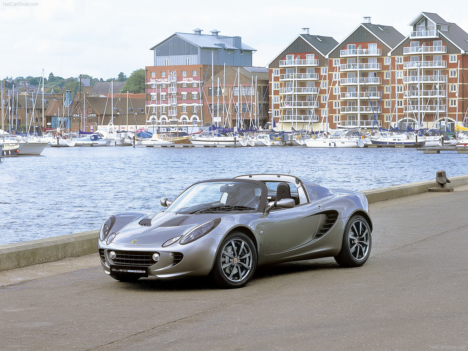 Lotus Elise Coupe 2002