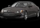 Maserati Quattroporte Sedan 2013