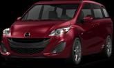 Mazda 5 Minivan 2012