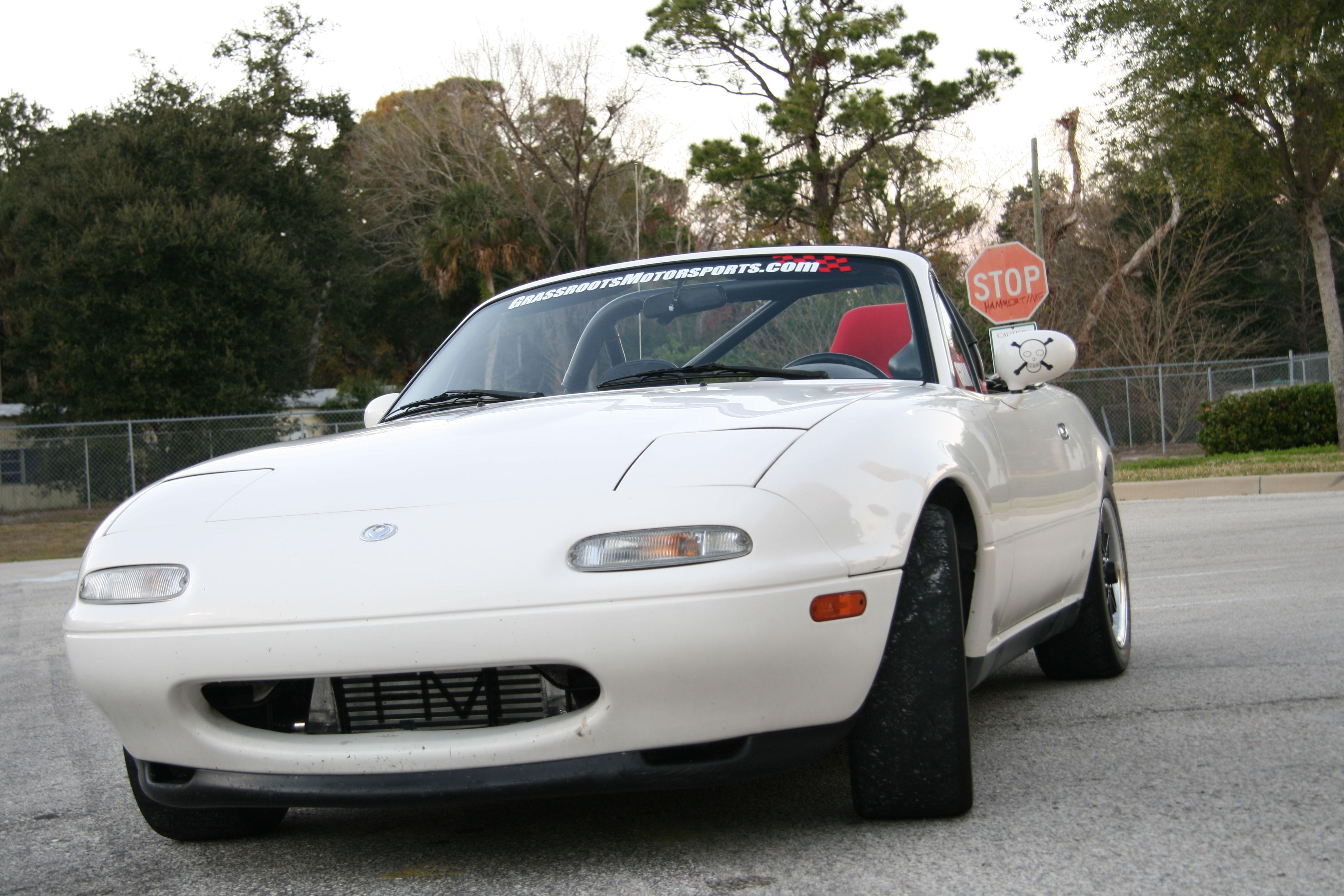 mazda mx 5 miata convertible 1994