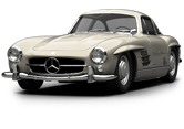 Mercedes 300SL Convertible 1954