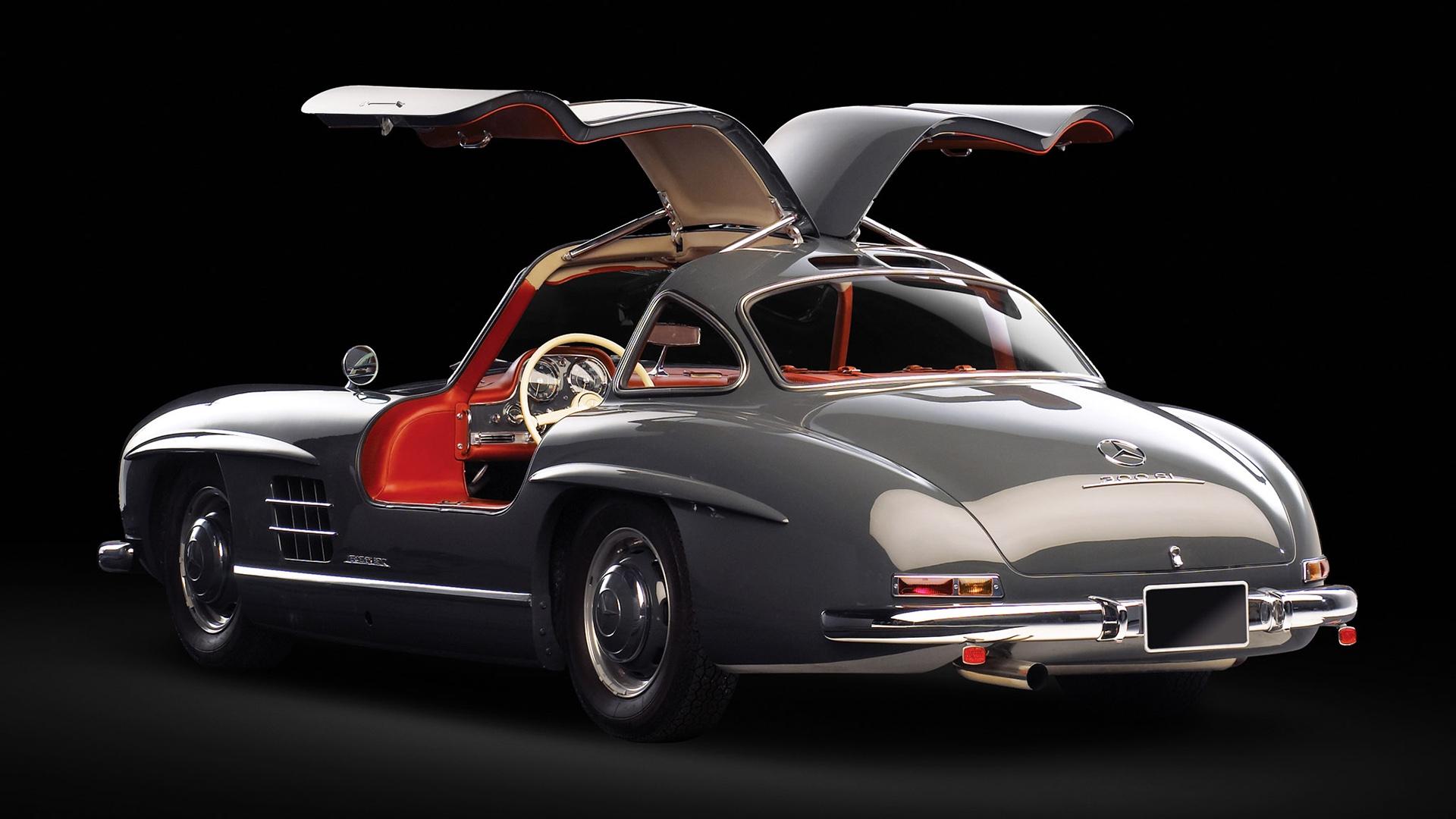 3dtuning of mercedes 300sl convertible 1954 unique on line car configurator for. Black Bedroom Furniture Sets. Home Design Ideas