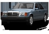 Mercedes E class Sedan 1984