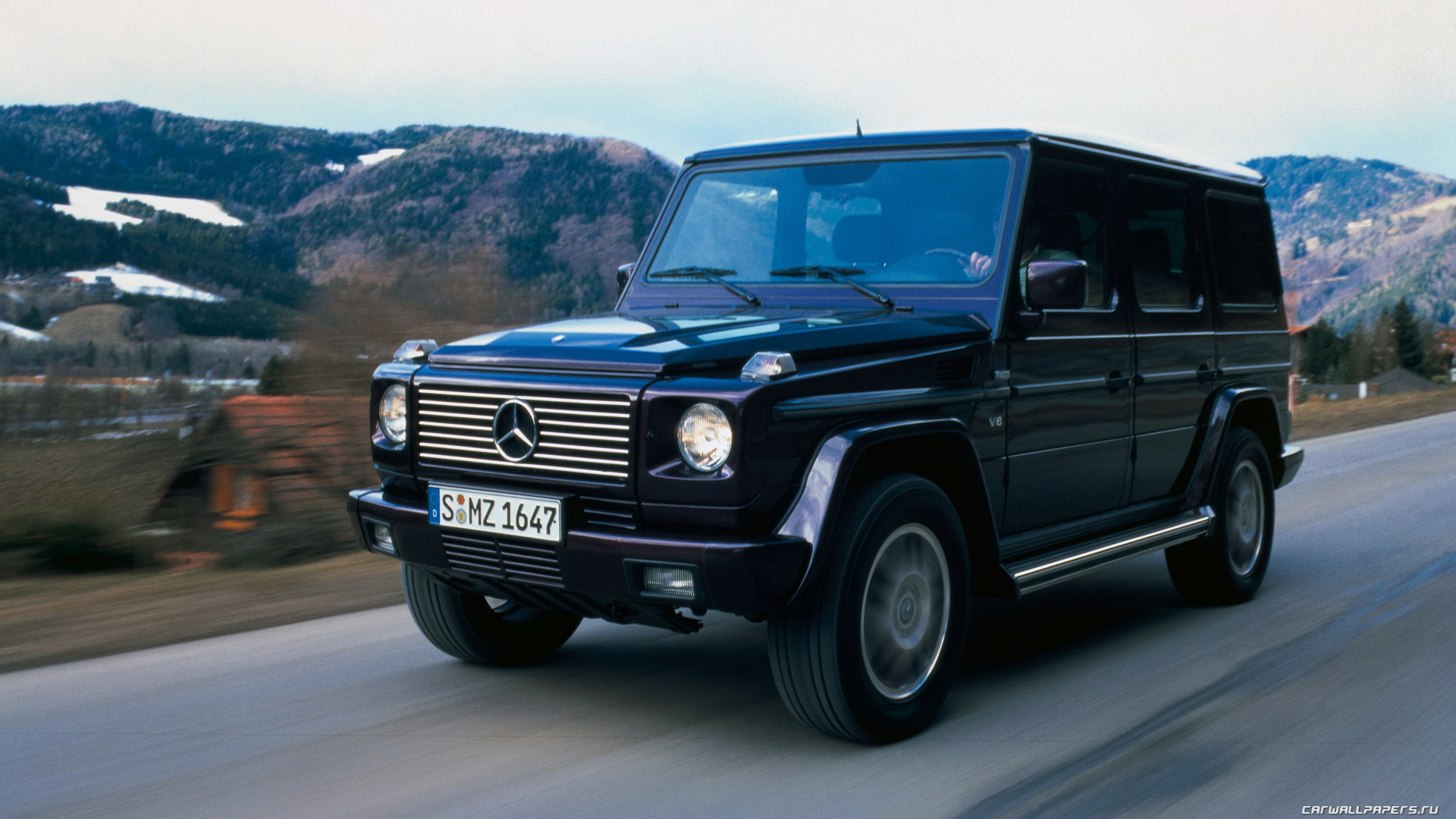 mercedes g class best suv in the Available in three trim levels, the mercedes-benz g-class suv offers a  the  entry-level g 550 nets the highest fuel economy ratings in the g-class family.
