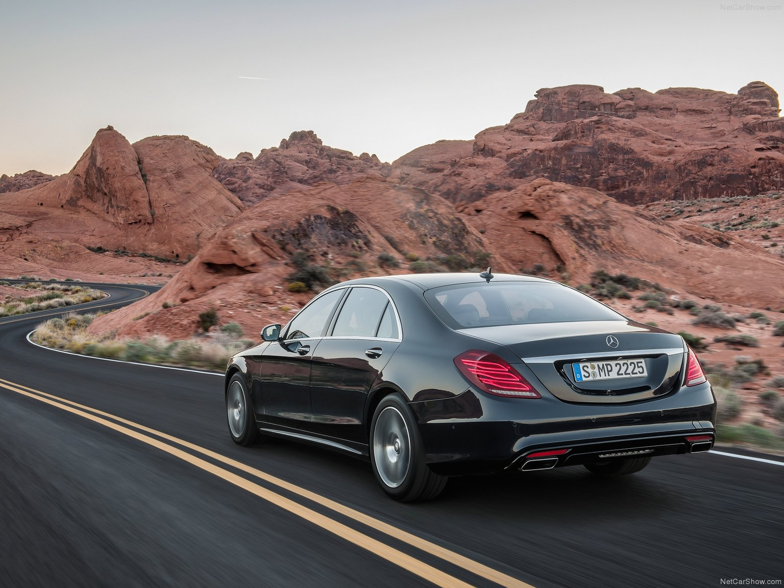 Mercedes S-Class Coupe 2014