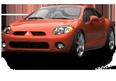 Mitsubishi Eclipse Coupe 2006