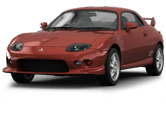 Mitsubishi FTO GP Version R Coupe 1998