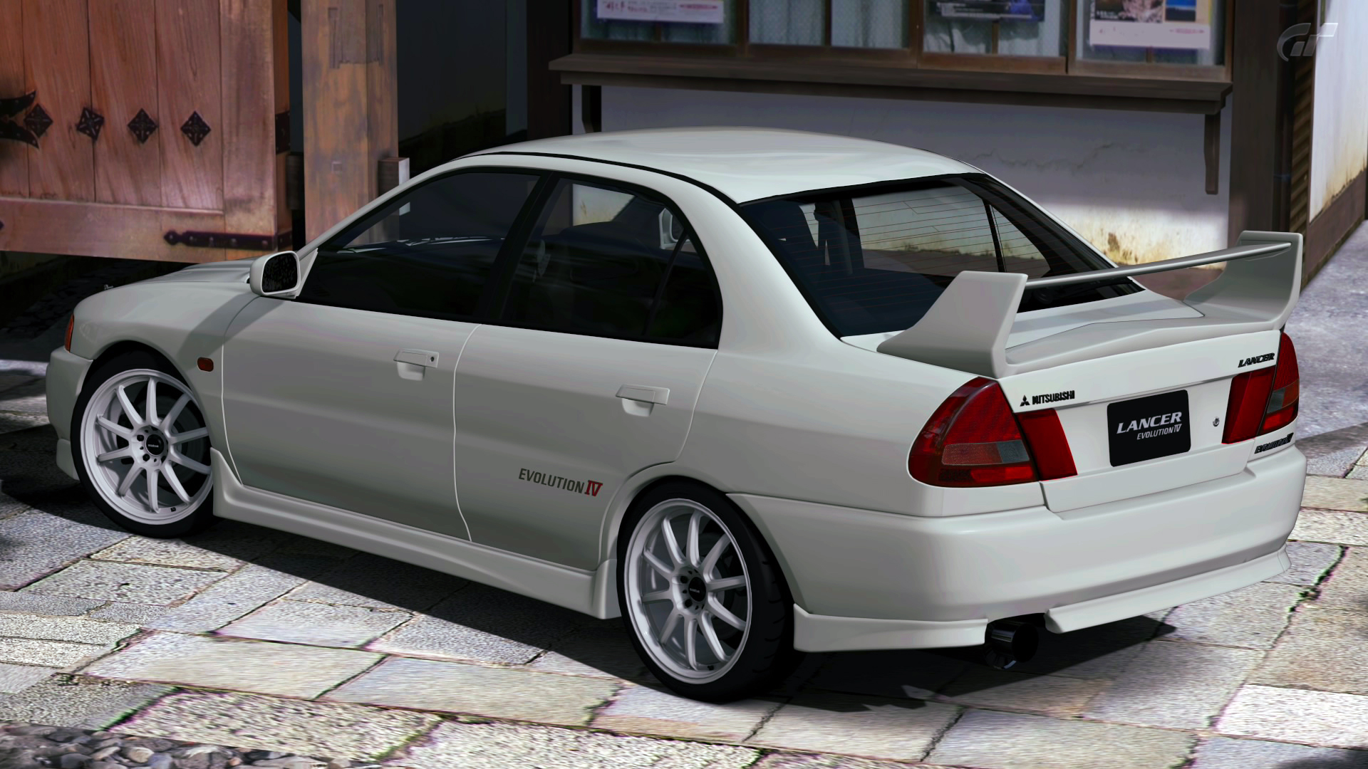 Best Awd Sports Cars >> My perfect Mitsubishi Lancer Evo IV. 3DTuning - probably ...