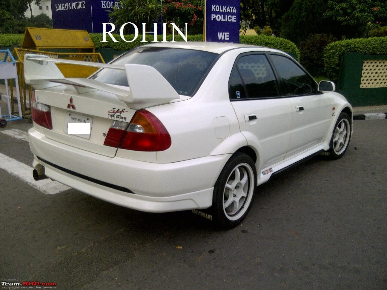 ... Mitsubishi Lancer Evo VI Sedan 1999 ...