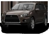 Mitsubishi Outlander Crossover 2012