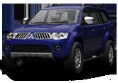 Mitsubishi Pajero Sport SUV 2009