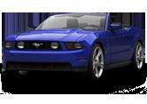 Mustang GT Convertible 2010