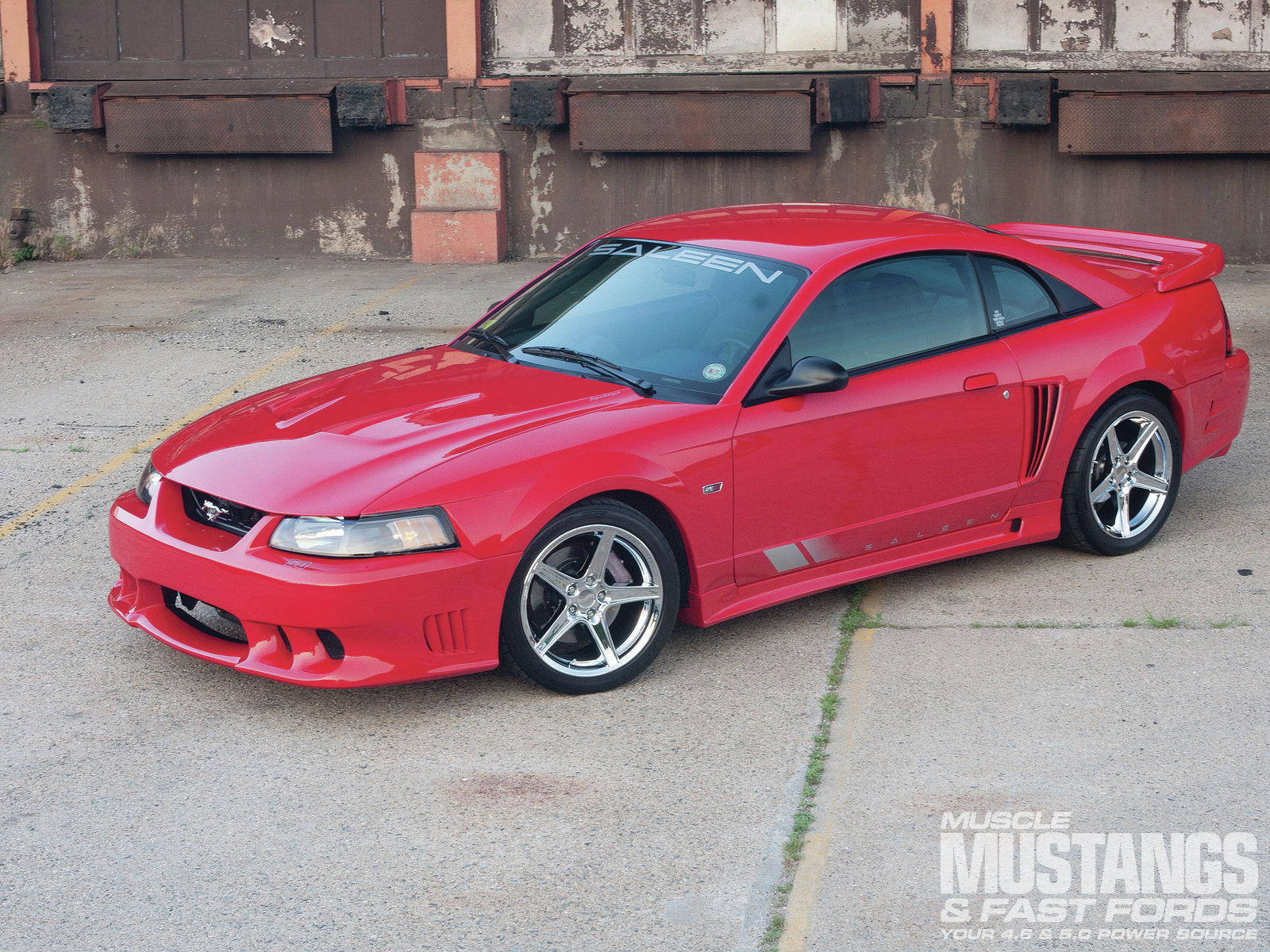 3dtuning Of Mustang Saleen S281 Coupe 2000