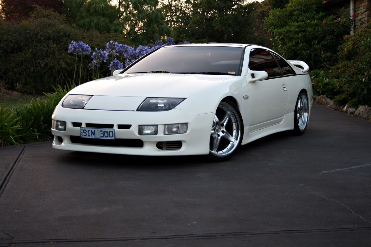 3dtuning Of Nissan 300zx Coupe 1990 3dtuning Com Unique