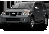 Nissan Armada SUV 2008