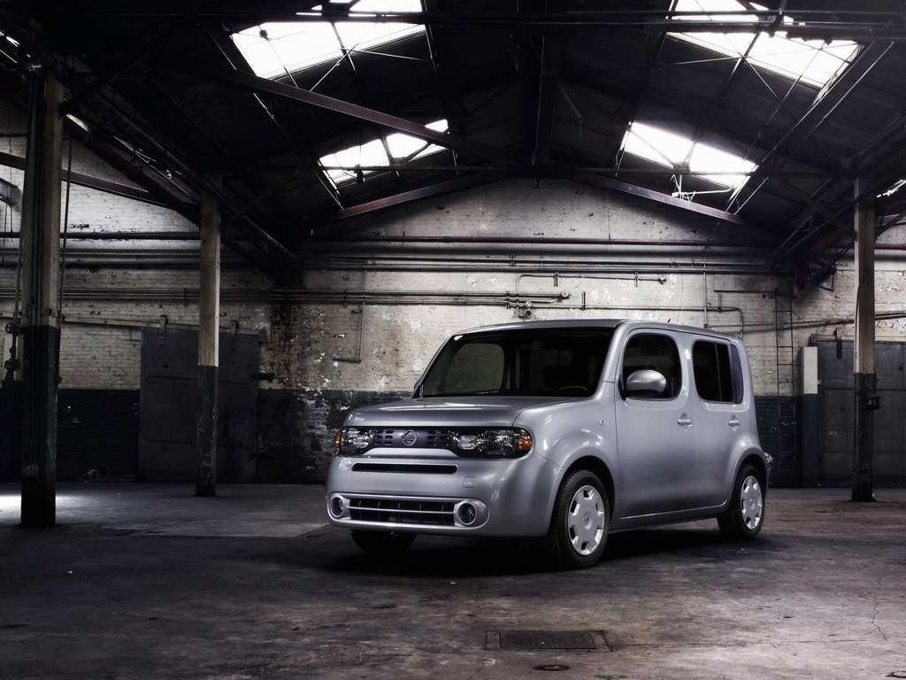 Nissan 2010 nissan cube : My perfect Nissan Cube. 3DTuning - probably the best car configurator!