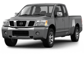 Nissan Titan Truck 2007
