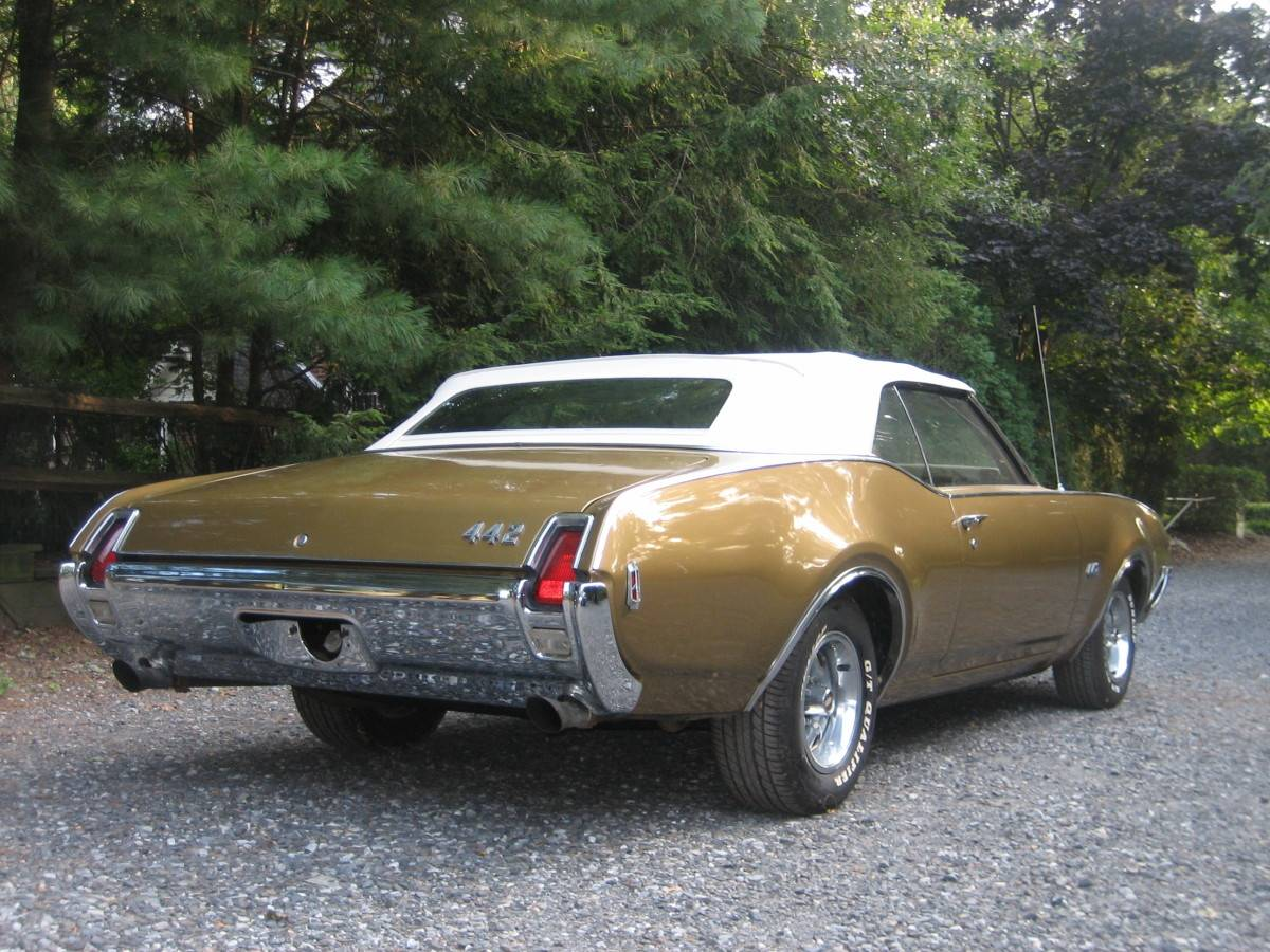 Oldsmobile 442 Coupe 1969