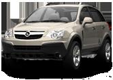 Opel Antara Crossover 2010