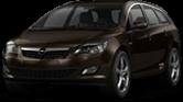 Opel Astra Wagon 2012