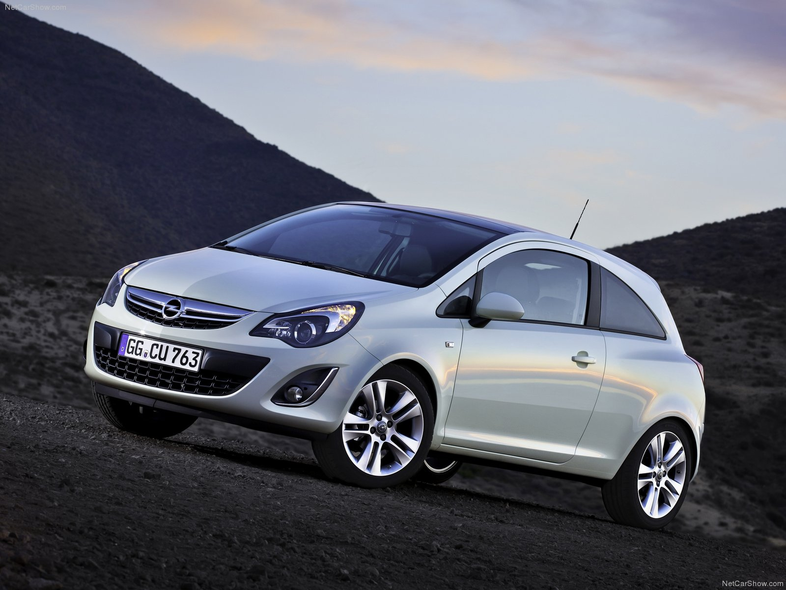 My perfect Opel Corsa D (facelift). 3DTuning - probably ...